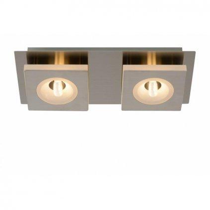 Lucide // AUDI LED Spot xG/.W LM Satin Chrome Nástenné svietidlo eulux.sk