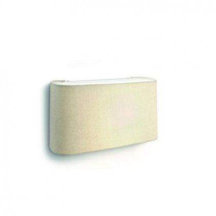 Massive-Philips // Velour wall lamp grey xW V nástenné svietidlo eulux.sk