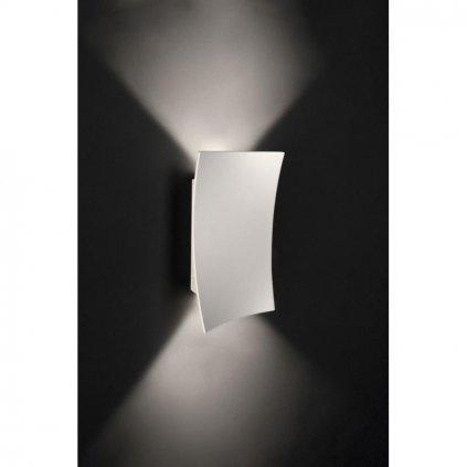 Massive Philips // Feuille LED white nástenné svietidlo eulux.sk
