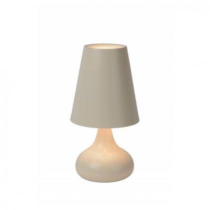 LUCIDE // ISLA CREAM stolové svietidlo eulux.sk