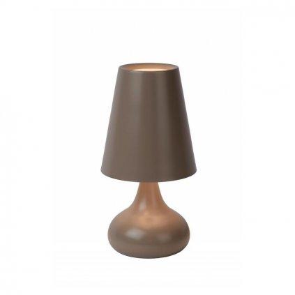 LUCIDE // ISLA TAUPE stolové svietidlo eulux.sk
