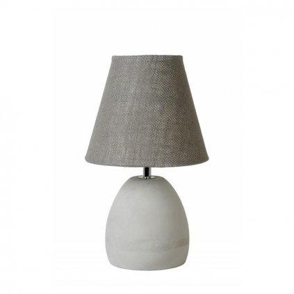 LUCIDE // SOLO TAUPE stolové svietidlo eulux.sk