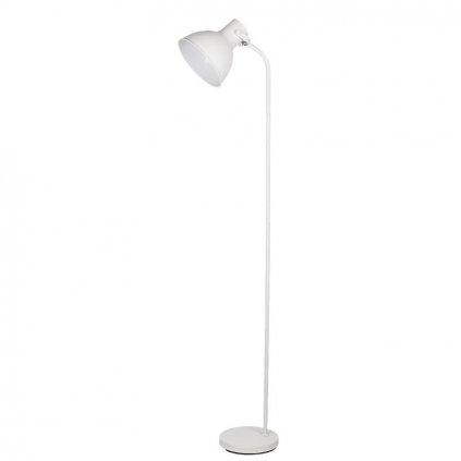 Rábalux DEREK Stojacia lampa biela E max. W eulux.sk