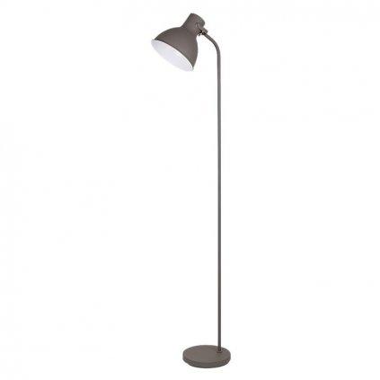 Rábalux DEREK Stojacia lampa šedá E max. W eulux.sk