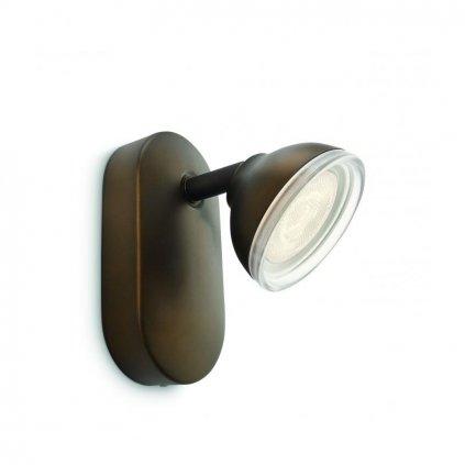 Massive Philips // Toscane LED spot nástenný eulux.sk