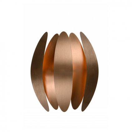 LUCIDE // VIVANA satin copper nástenné svietidlo eulux.sk