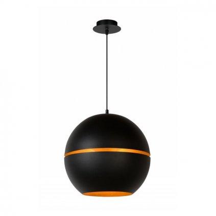 LUCIDE // BINARI BLACK závesné svietidlo eulux.sk