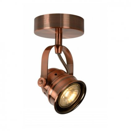 LUCIDE // CIGAL LED RED COPPER SPOT eulux.sk
