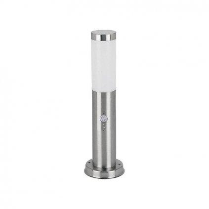 Rábalux Inox torch stojacia lampa vonkajšia so senzorom pohybu eulux.sk