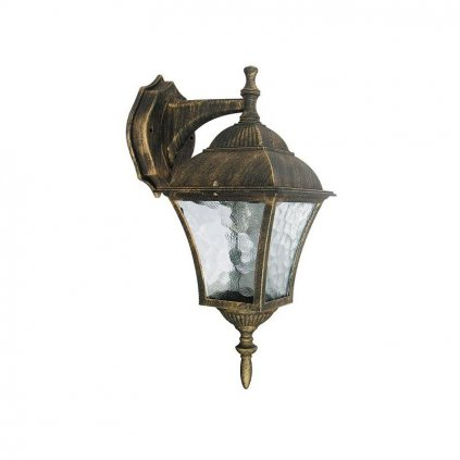 Rábalux Toscana nástenná lampa vonkajšia smerujúca nadol eulux.sk