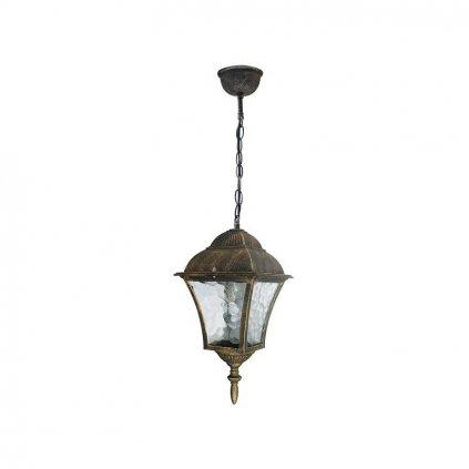 Rábalux Toscana závesná lampa dielna vonkajšia eulux.sk