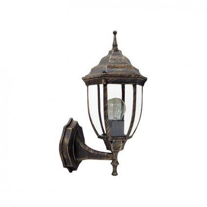 Rábalux Nizza nástenná lampa vonkajšia smerujúca nahor eulux.sk