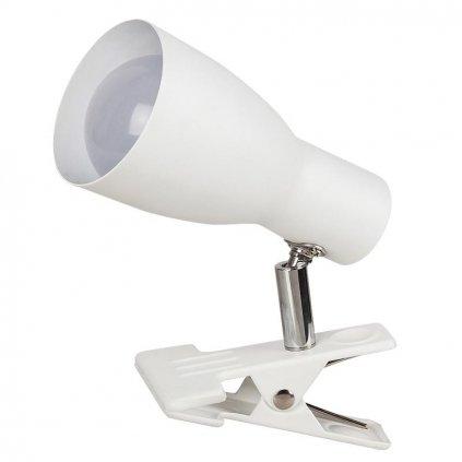 Rábalux EBONY Štipcová lampa s káblovým spínačom eulux.sk