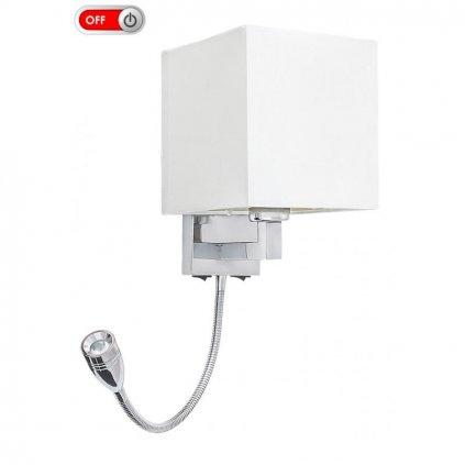 Rábalux LARKYN Nástenné svietidlo E max. W + LED W (lm K) eulux.sk