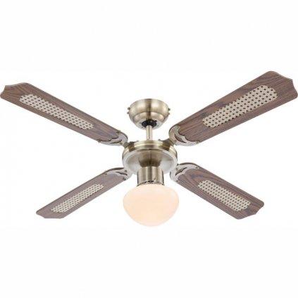 Globo CHAMPION- stropný ventilátor eulux.sk