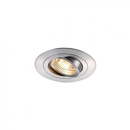 Schrack Technik NEW TRIA XL ROUND GU Downlight hlinik- LI eulux.sk