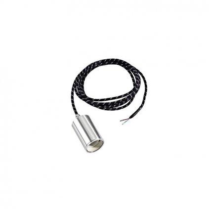 Schrac Technik LI FITU E pendulum luminaire E max.W round alu brushed eulux.sk
