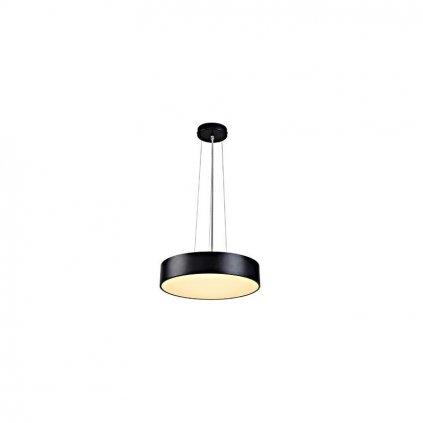 Schrack Technik LI MEDO LED ceiling luminaire black eulux.sk