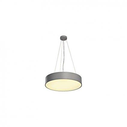 Schrack Technik LI MEDO LED ceiling luminaire silvergrey eulux.sk