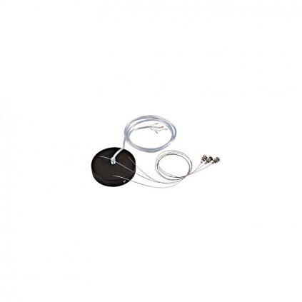 Schrack Technik LI suspension set for -V MEDO LED -core black eulux.sk