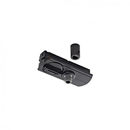 Schrac Technik LI Závesný fázový adaptér čierny s montážnym príslušenstvom eulux.sk