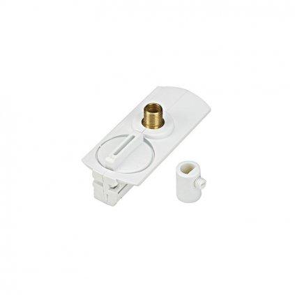 Schrac Technik LI Závesný fázový adaptér biely s montážnym príslušenstvom eulux.sk