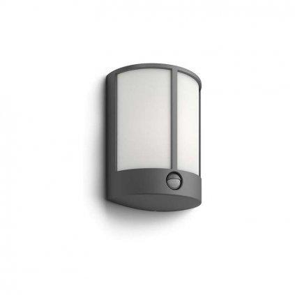 Massive Philips // Stock IR antracit LED nástenné svietidlo eulux.sk