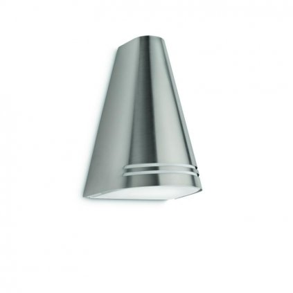 Massive-Philips // Woods wall lantern inox xW V nástenné svietidlo eulux.sk