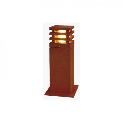 Schrack Technik RUSTY LED SQUARE záhradné svietidlo K IP rustikálne eulux.sk