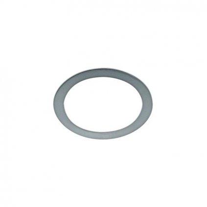 Schrack Technik LID Lima zápustný rám kruhový šedý eulux.sk