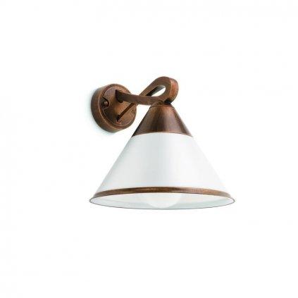 Massive-Philips // Fig wall lantern bronze xW V nástenné svietidlo eulux.sk