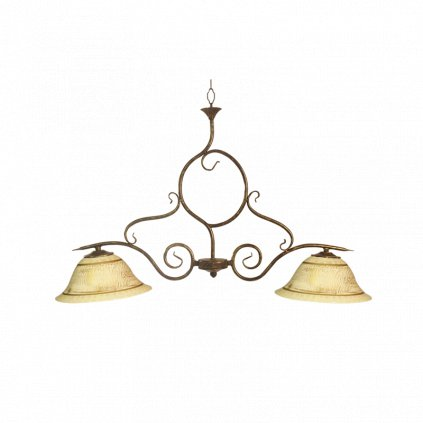 Tilago Rustica Chandelier with brand. E xW eulux.sk