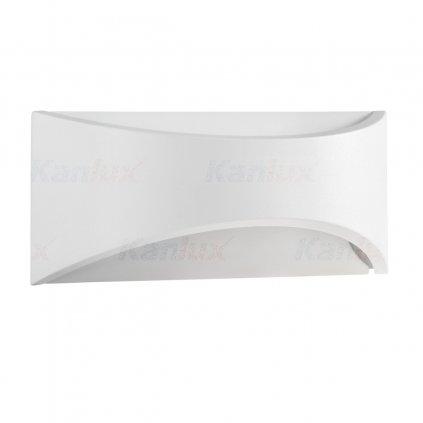 Kanlux BISO LED EL W-W Nástenné svietidlo LED eulux.sk