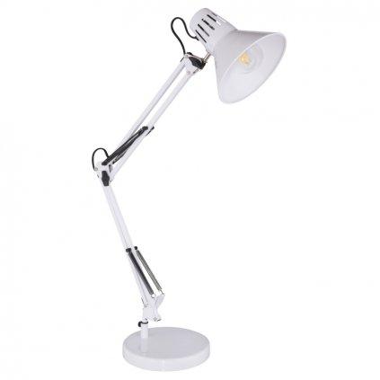 CHIFA stolové svietidlo biele