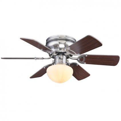 UGO svietidlo s ventilátorom