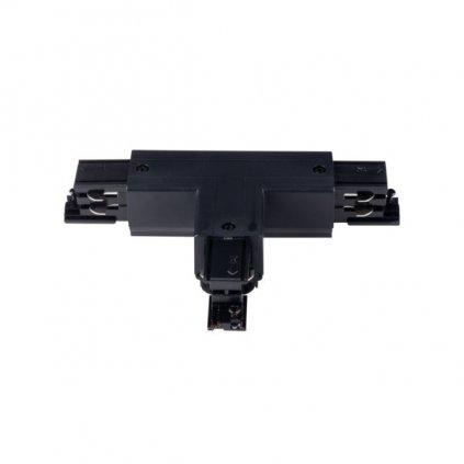 """Kanlux 33265 TEAR N CON-T LLR-B Spojka """"T"""" s konektormi L, L, R"""