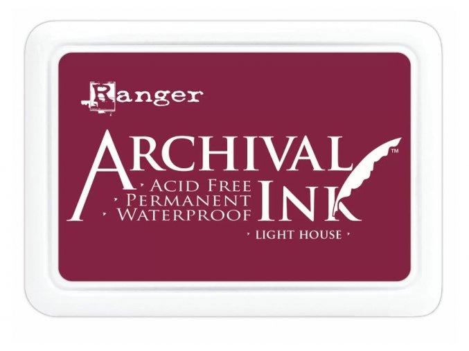 Ranger Archival ink pad Light house