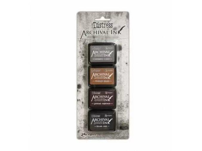 Ranger Tim Holtz distress archival mini ink pad kit #3