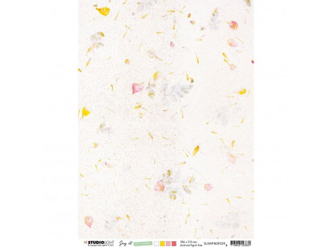 43063 Paper Say it with flowersnr.399
