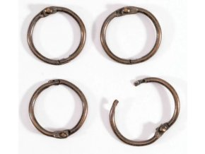VaessenCreative Book binding ring copper 01