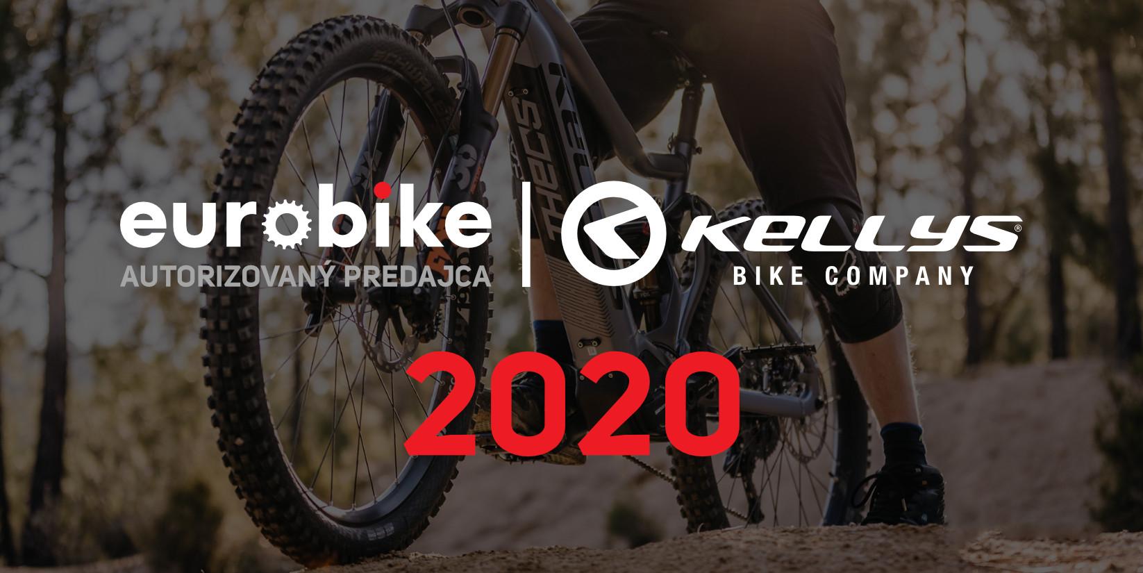 KELLYS bicykle pre sezónu 2020