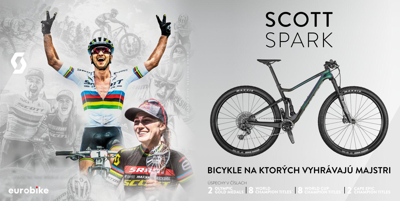 SCOTT Spark RC 900 Team Issue AXS PRZ 2021