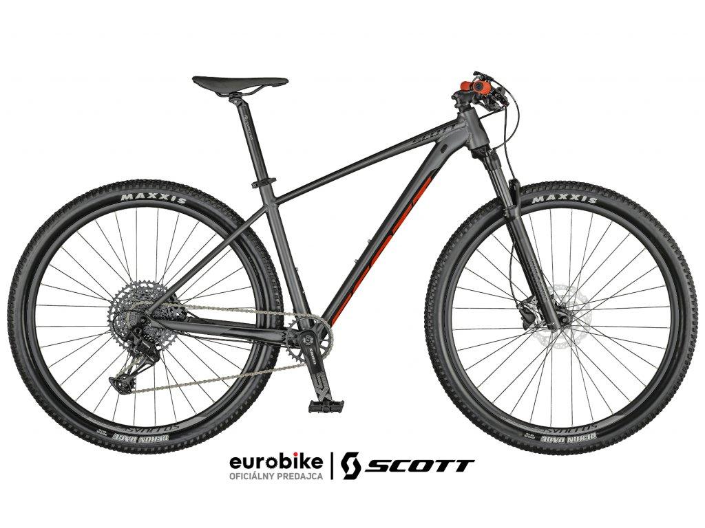 SCOTT Scale 970 Dark Grey 2021