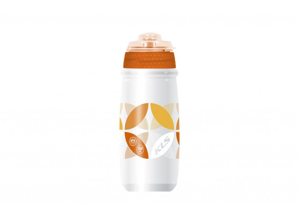 bottle ATACAMA orange