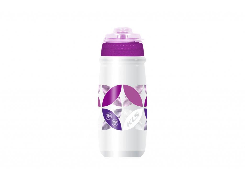 bottle ATACAMA purple