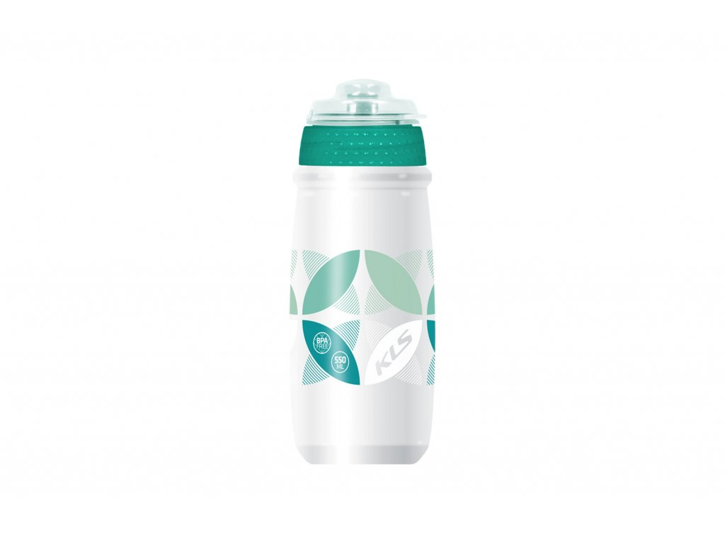 bottle ATACAMA tiffany blue
