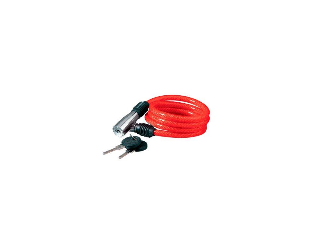 lock K 1026S red