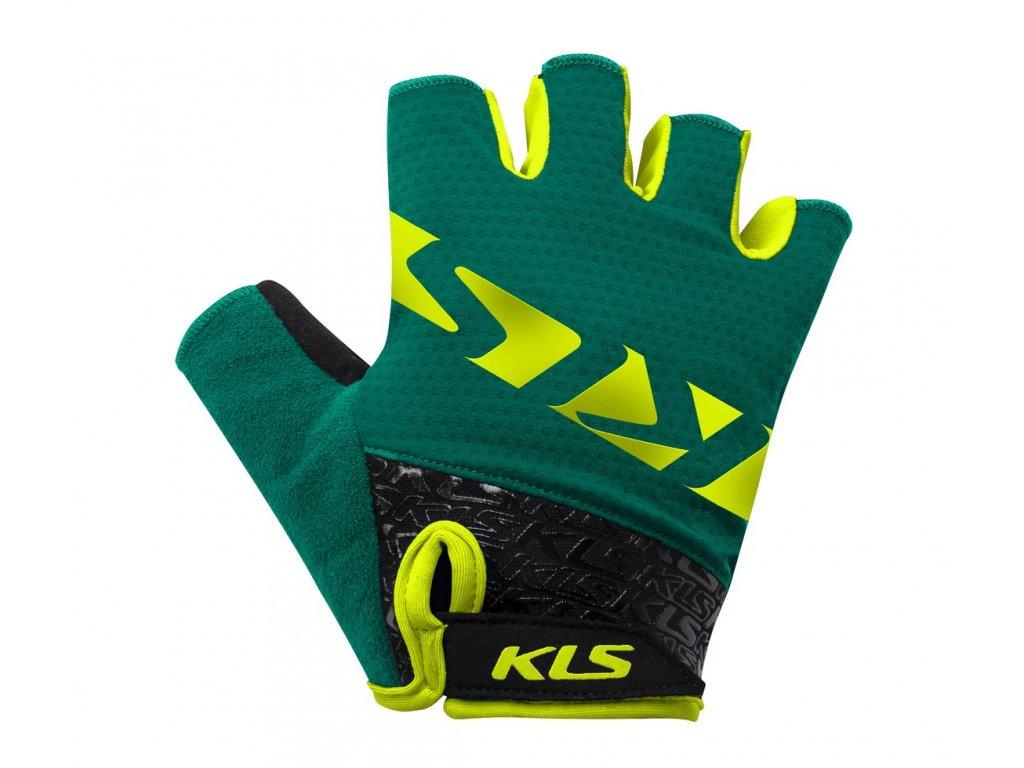 glove lash green