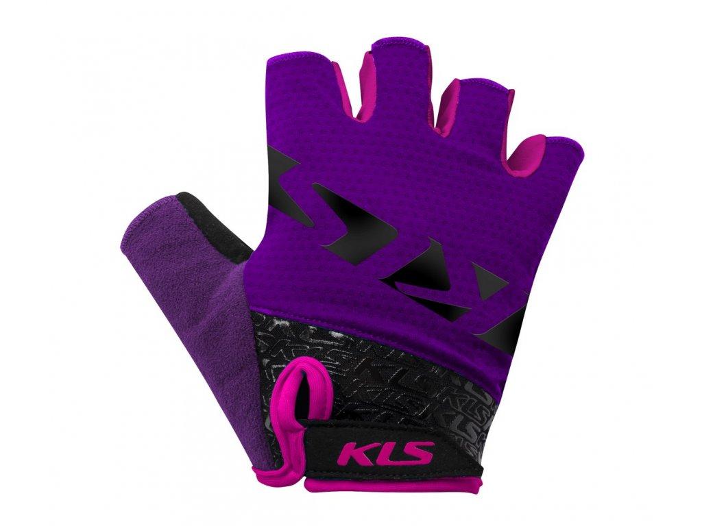 glove lash purple