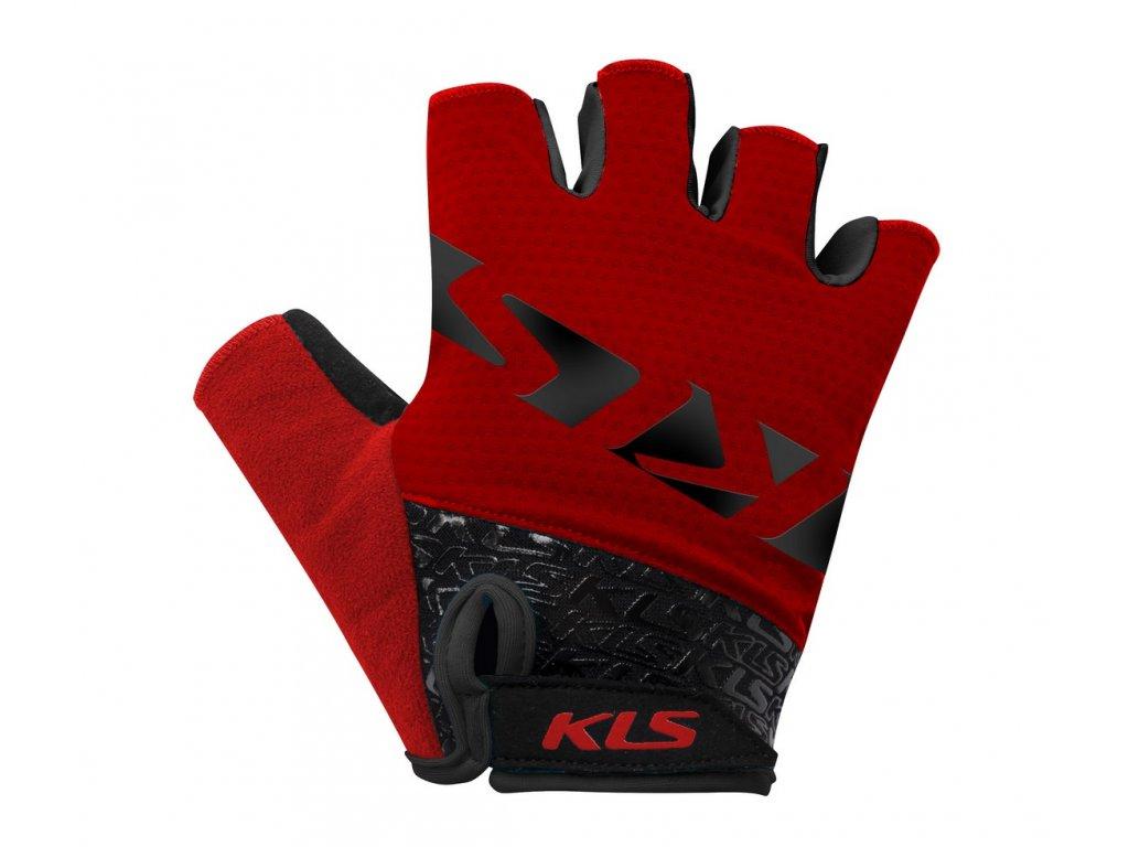 glove lash red